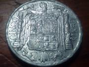 5 céntimos 1940. Estado Español  IMG_20180915_202245