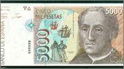 5000 Pesetas 1992 (Sin Serie nº 999999 - SC) 57_13