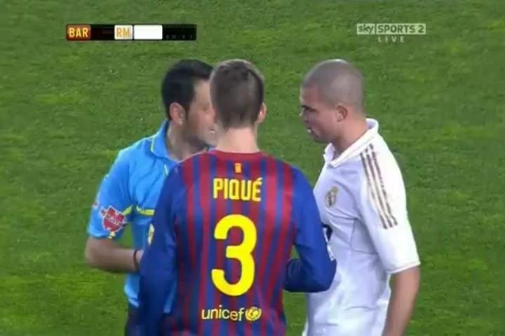 Copa del Rey 2011/2012 - Cuartos de Final - Vuelta - FC Barcelona Vs. Real Madrid (480p) (Inglés) K41nd