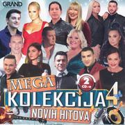 Grand Mega Kolekcija Novih hitova - Kolekcija Prednja