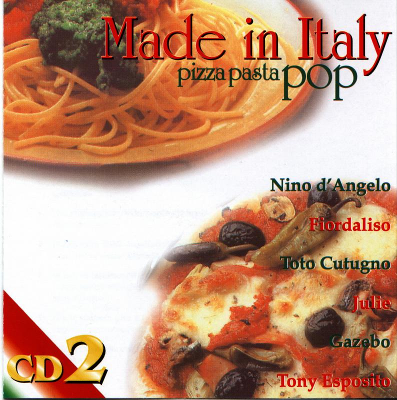 Made In Italy-Pizza Pasta Pop 1,2,3, Foto2