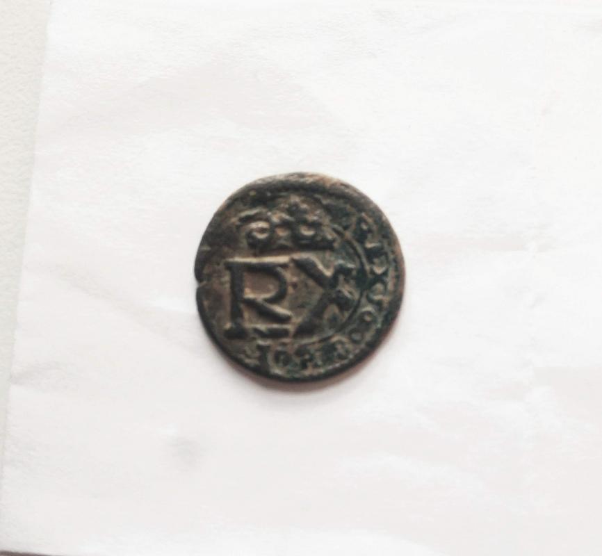 4 maravedís de Felipe III de Segovia, 1608, resellados. IMG_20180624_141217