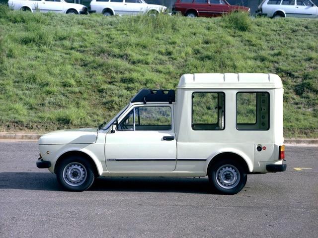 Fiat Brasile 40 anni (1976-2016) Fiorino