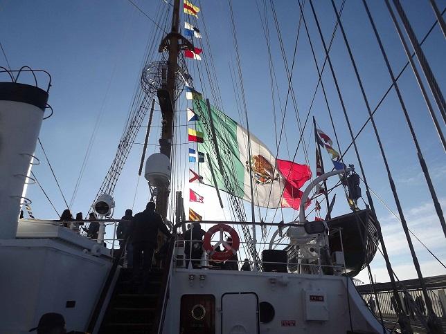 Centenario Gesta Heroica Veracruz: Velas Internacionales 2014 - Página 2 DSCF5516