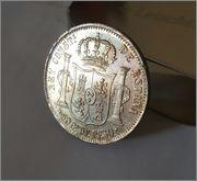 50 centavos 1885. Alfonso XII. Manila 20160524_143027