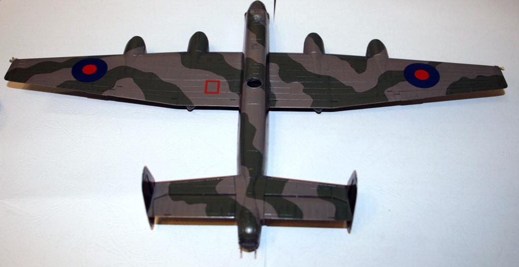 Halifax B Mk.I 1/72 Revell IMG_3661