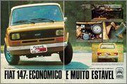 Fiat Brasile 40 anni (1976-2016) 147_QR_1976_A