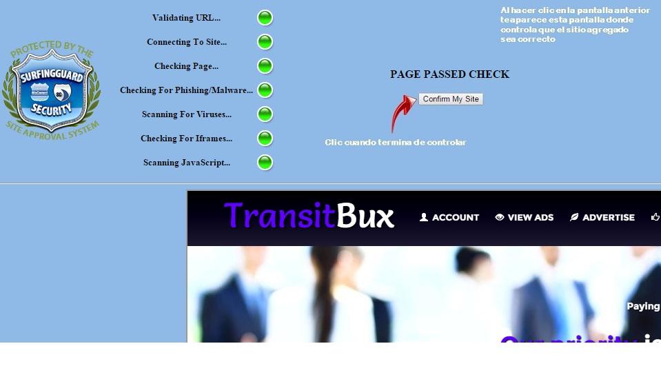 [TUTORIAL] FUNCIONAMIENTO DE LOS TE (Traffic Exchange) Sitio-confirma