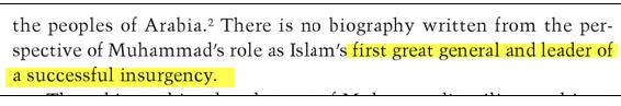 Que disent- ils sur Mahomet Image