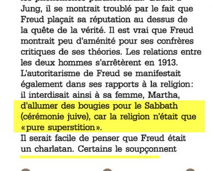 Freud un Charlatan et obsédé sexuel Image