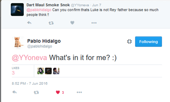 [ARCHIVE] SW Sequel Trilogy Tweets  - Page 3 Luke_theory