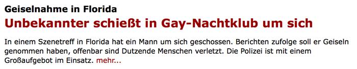 Orlando Psyops False-Flag Hoax Bullshit Ritual Nachtclub_gay
