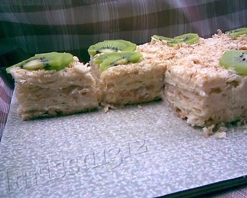 Торт Наполеон с нежным заварным кремом 75132a29b73d