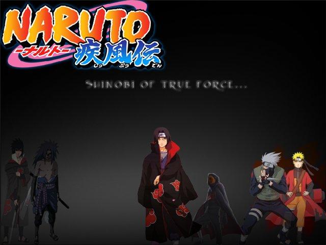 Shinobi of true force... D22b4d941945