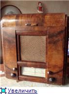 "1934-35 год. Радиоприемник ""Eiropafons 35"". (A. Leibovic). 27c2b997d223t"