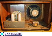 """1954 год. Радиоприемник """"Неизвестный"""". 55ce1eaec78dt"""