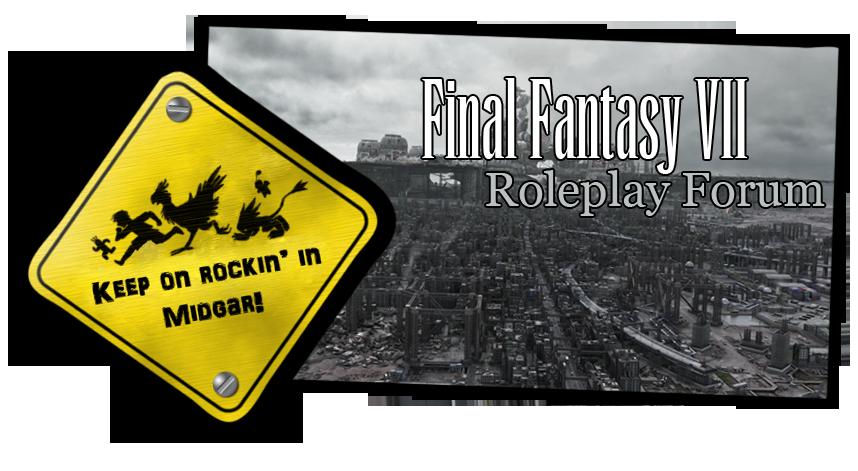 Ролевой форум по Final Fantasy VII