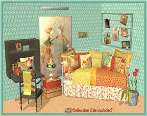 Спальни, кровати (деревенский стиль) - Страница 4 73702b40a5de