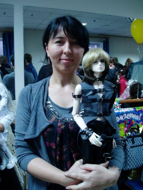 Выставка кукол в Запорожье 34f67756ab7a