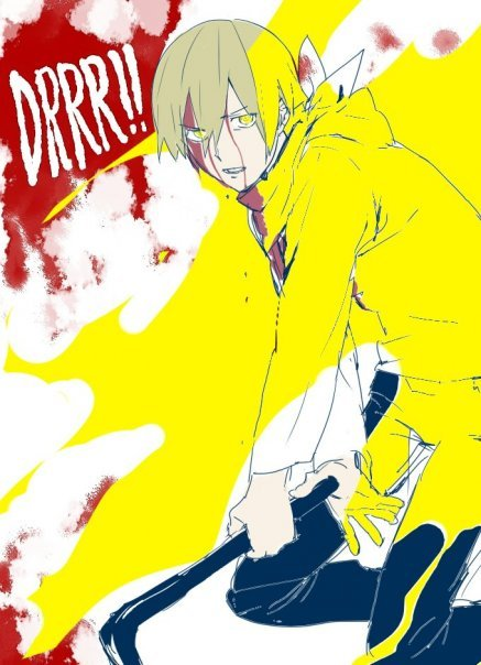 Арт по аниме «Дюрара!» (Durarara!!) - Страница 2 597524ccde47