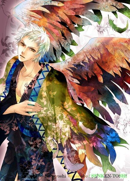 Арты на тему : Ангелы 2ee06f0b2c2e
