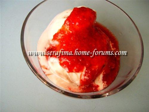 Мороженое, семифредо, фруктовый лед,щербет 2a76aebb98ae