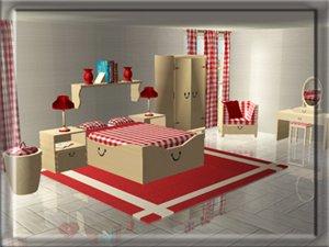 Спальни, кровати (деревенский стиль) - Страница 2 6d4796f1d7b4