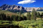 Западные горы