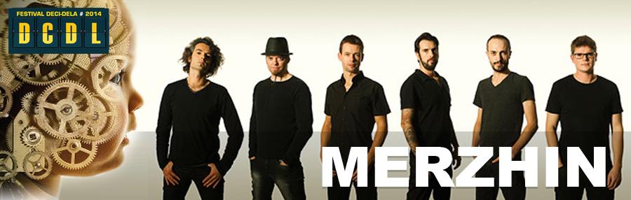 Merzhin, un savant mélange entre rock français et musique celtique Audiomerzhin