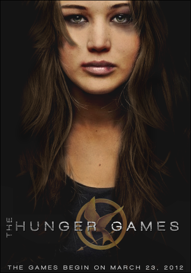 ■ Katniss Everdeen • Jennifer Lawrence ■ Katniss_by_skellingt0n-d3bwdib