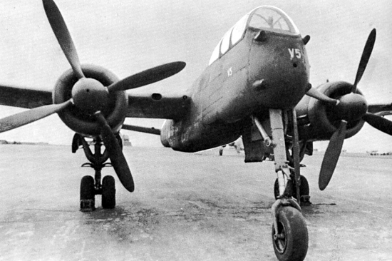 Le Heinkel He 219 Uhu . He-219-uhu-night-fighter-02