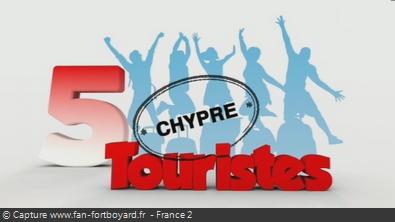 5 touristes - France 2 - Eté 2011 5touriste