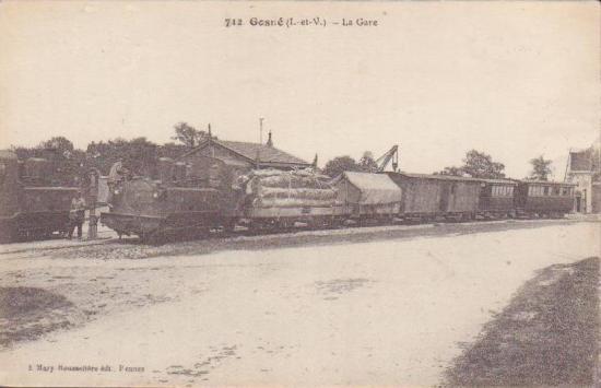 Tramways d'Ille-et-Vilaine (TIV) Gare-Gosne2