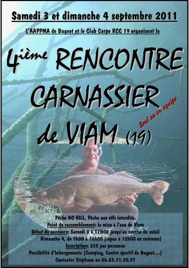 rencontre carnassier viam Concours_Viam_2011