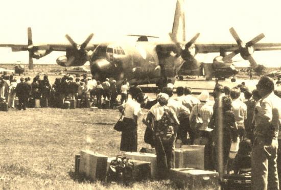 opération BONITE (KOLWEZI) KOLWEZI-1978-CONGO--1