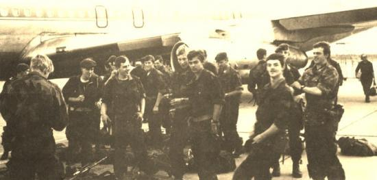 opération BONITE (KOLWEZI) KOLWEZI-1978-CONGO--12