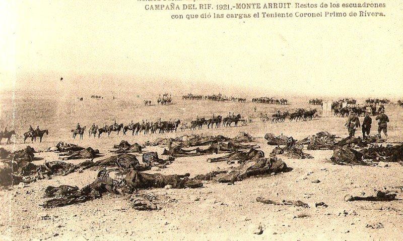 50 Céntimos 1910 (1-0). PCV. Alfonso XIII. La despedida del soldado. Monte_Arruit_1
