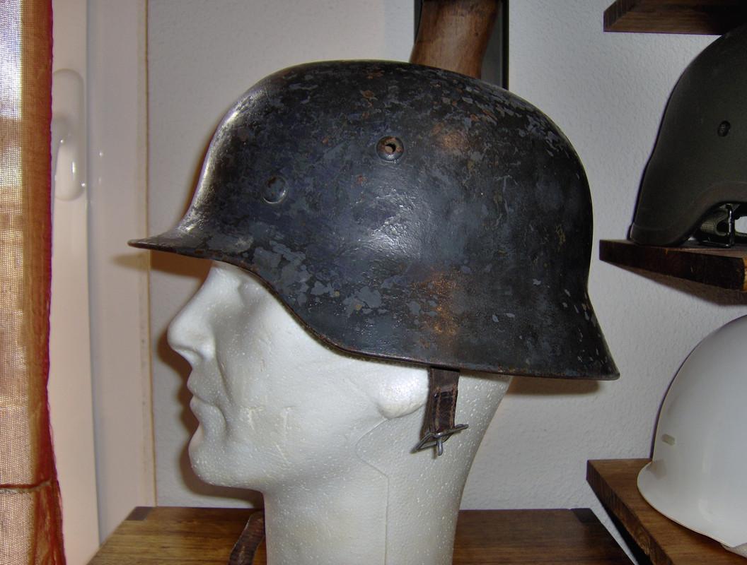 casco - Mod. 35 alemán en España. ALEMANIA_M_351