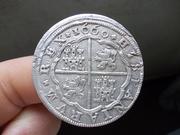8 Reales 1660 Segovia , Felipe IV DSCN0696