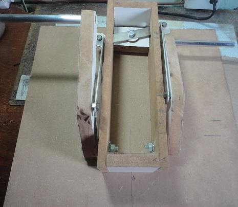 Projeto Rudder Heli Pedaldireitoapertado