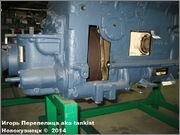 """Трансмиссия немецкого тяжелого танка PzKpfw VI Ausf. E  """"Tiger"""", Sd.Kfz 181, Wehrtechnische Studiensammlung (WTS), Koblenz, Deutschland Tiger_transmission_065"""