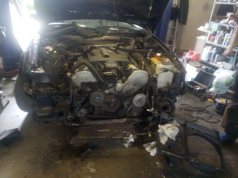 Audi S6 V8 avant Quattro IMG_20140628_154410