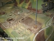 "Немецкий тяжелый танк PzKpfw VI Ausf.B ""Koenigtiger"", Sd.Kfz 182,  Deutsche Panzermuseum, Munster, Deutschland Koenigtiger_Munster_044"