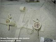 "Немецкий тяжелый танк PzKpfw V Ausf.А  ""Panther"", Sd.Kfz 171,  Musee des Blindes, Saumur, France Panther_A_Saumur_084"