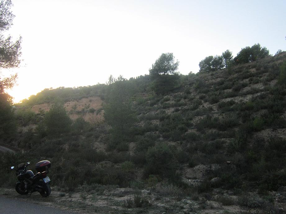 EL RECONCO,Biar + COVA NEGRA (ruta motosenderista) Biar124