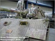 "Немецкий тяжелый танк PzKpfw V Ausf.А  ""Panther"", Sd.Kfz 171,  Musee des Blindes, Saumur, France Panther_A_Saumur_095"