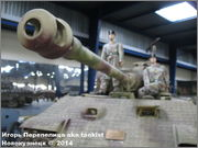 "Немецкий тяжелый танк PzKpfw V Ausf.А  ""Panther"", Sd.Kfz 171,  Musee des Blindes, Saumur, France Panther_A_Saumur_096"