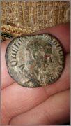 Sestercio de Herennio Etrusco PIETAS AVGG. Mercurio. Roma. 20150203_131714_2