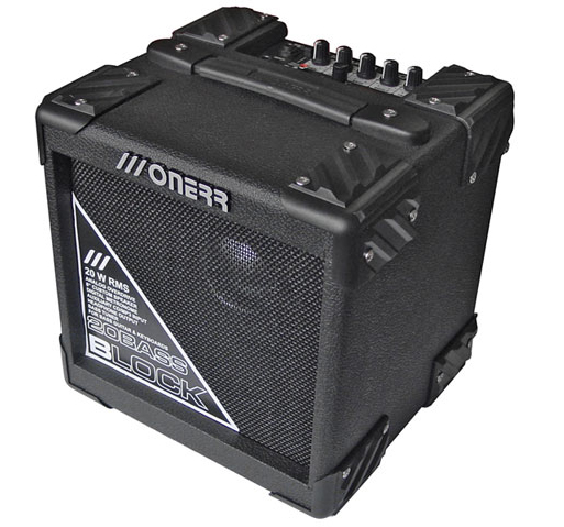 Opinião Sobre Amplicador Onerr Block 20 Bass - Página 2 Image