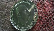 10 céntimos 1959 Estado Español (prueba ) Image